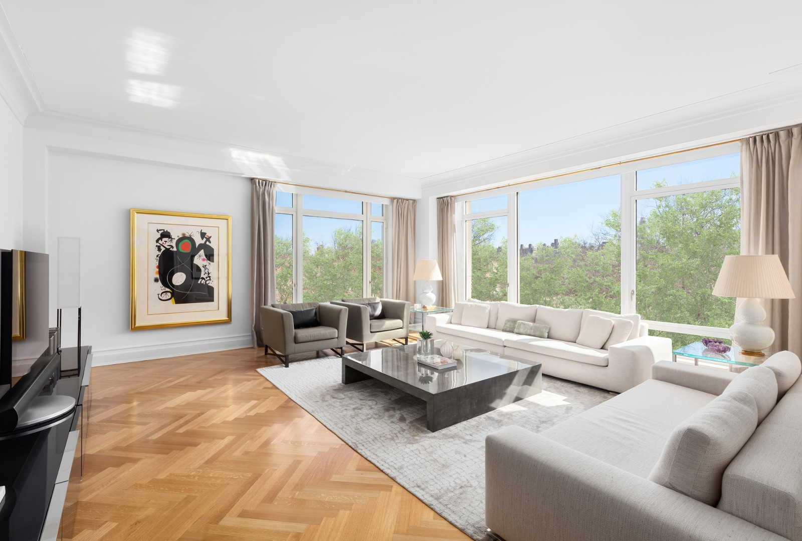 Central Park West Residence