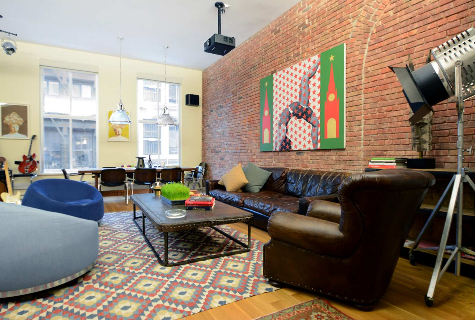 NYC Apartments - Soho Loft
